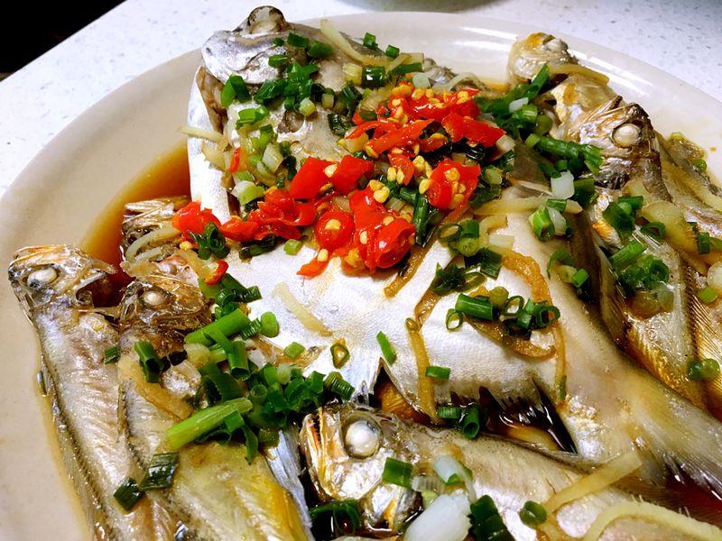 必需鲳鱼味道富含的氨基酸和维生素,多种特色鲜美,肉翅,除了红烧福鼎排骨人体图片