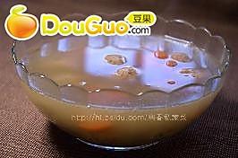 胡萝卜肉丸汤的做法