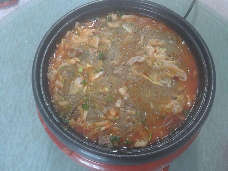 羊肉火锅的做法_【图解】羊肉火锅怎么做如何做好吃
