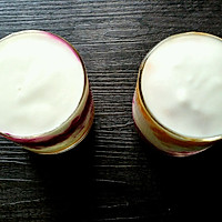 香芒火龙果酸奶杯(高颜美味)的做法图解6