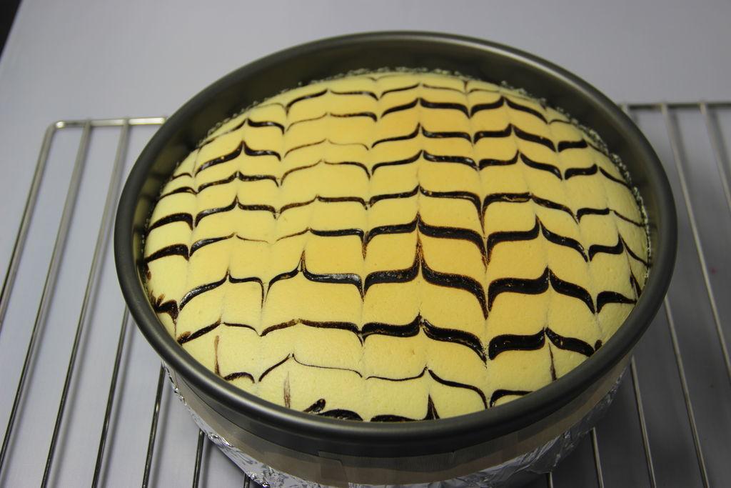 大理石花纹芝士蛋糕