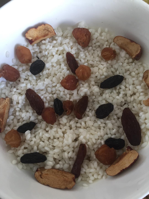 八宝糯米饭的做法图解4