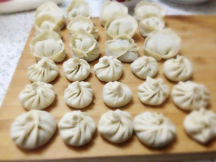 """羊肉""""包饺""""——包子?饺子?"""