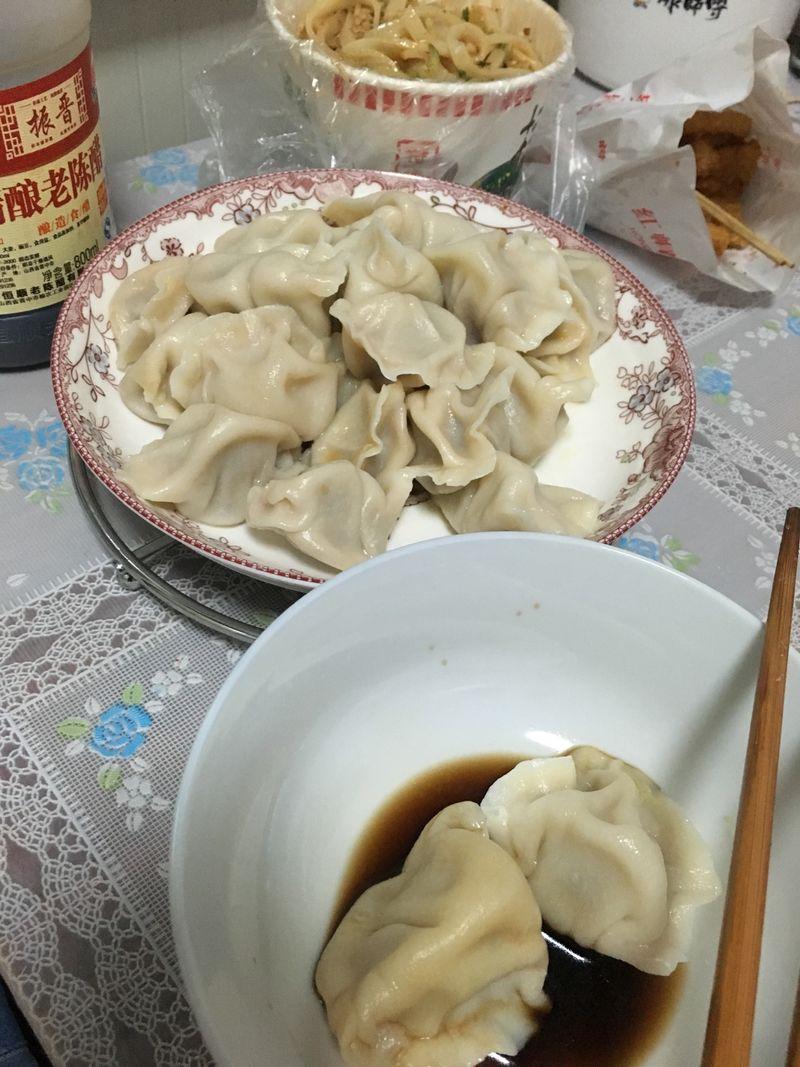 猪肉大葱水饺的做法_【图解】猪肉大葱水饺怎么做如何