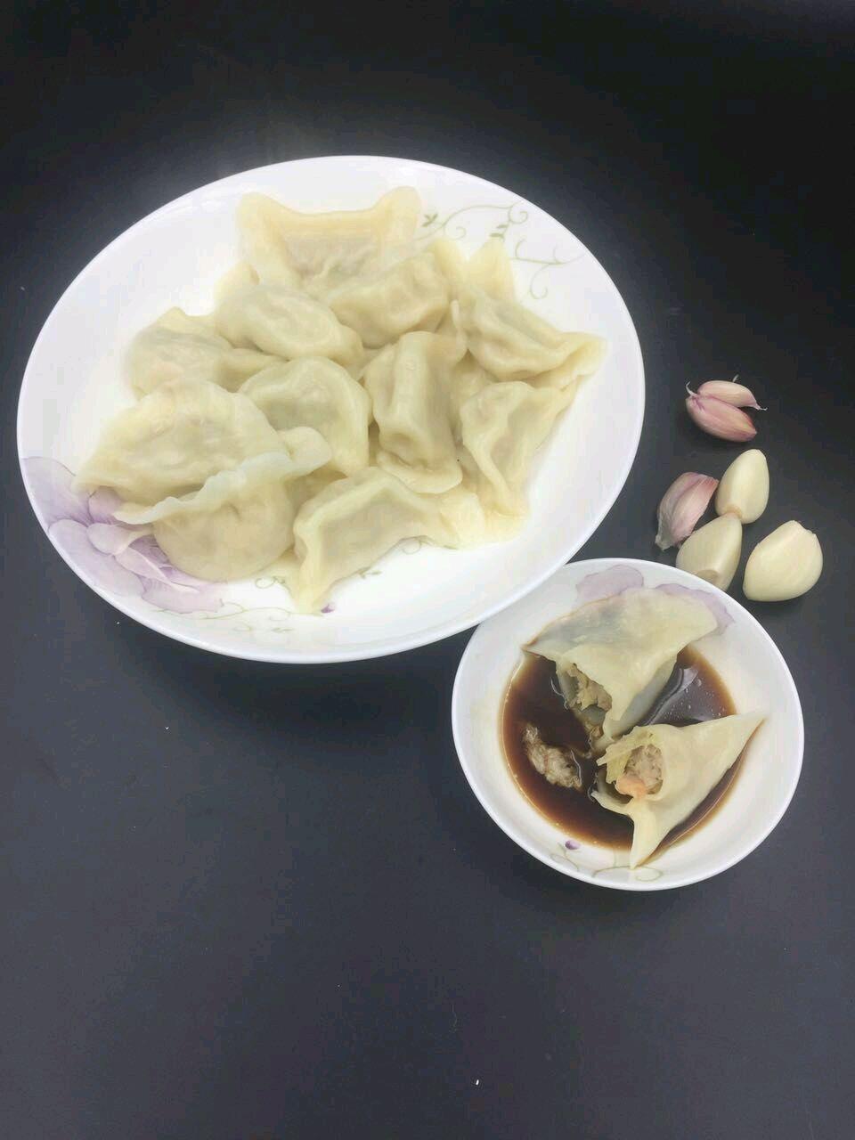 立冬饺子的做法图解13