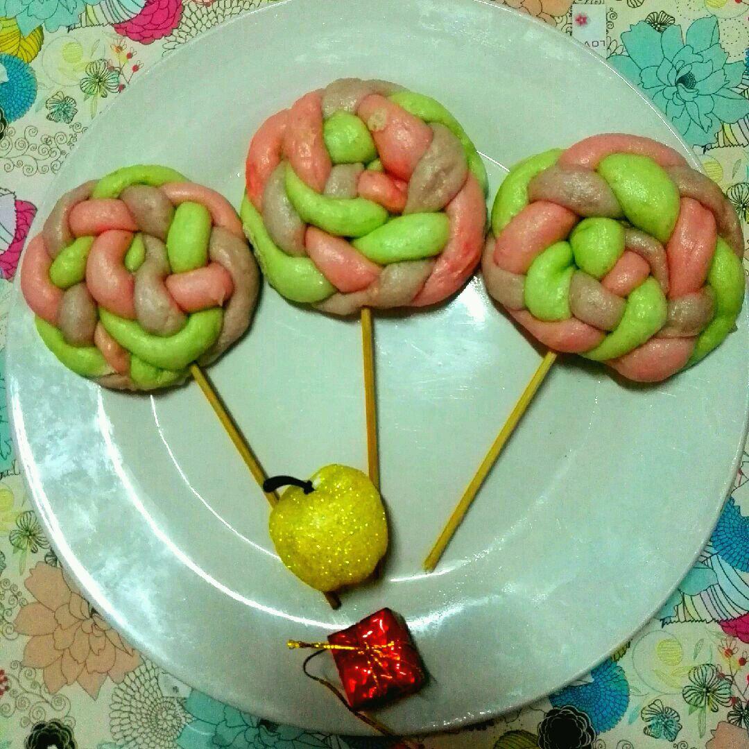 宝宝辅食之 棒棒糖馒头的做法_【图解】宝宝辅食之 做