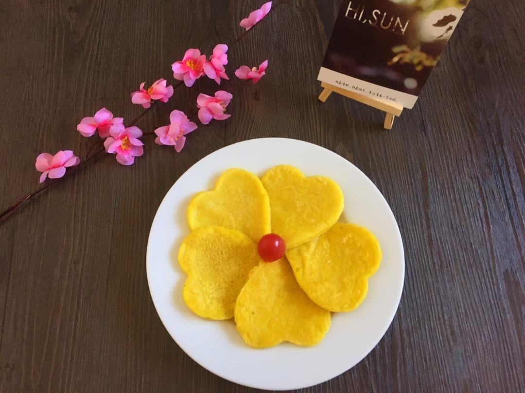 早餐奶香玉米饼的做法_【图解】早餐奶香玉米饼怎么做