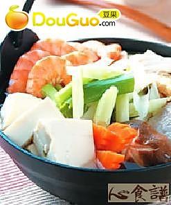什锦豆腐锅的做法