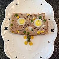 花式午餐肉(鹌鹑蛋肉饼)的做法图解4