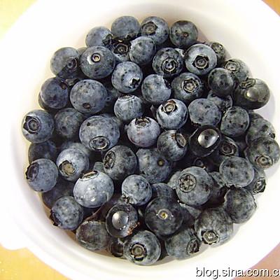 自制蓝莓酱的做法_【图解】自制蓝莓酱怎么做好吃