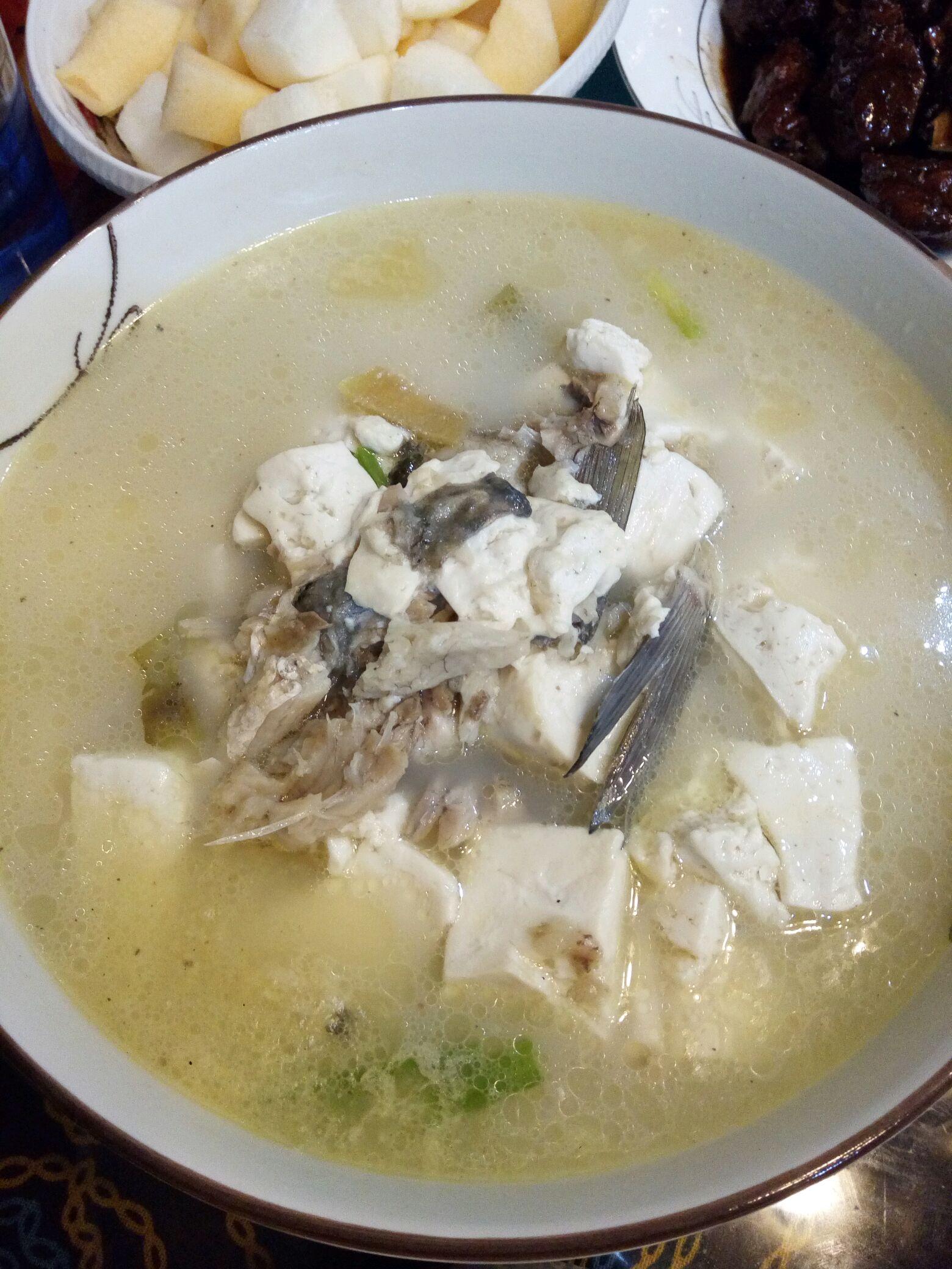 鲫鱼豆腐汤的做法图解5