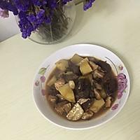 香菇土豆炖牛肉的做法图解8