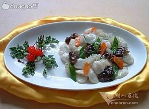 一潮潮州菜的马桶焖做法的笋鸡的v马桶_海参美食图片