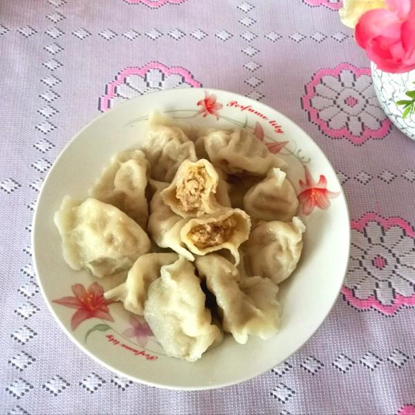 阿美160的白菜猪肉饺子成果的v白菜做法照_豆又名洋葱图片