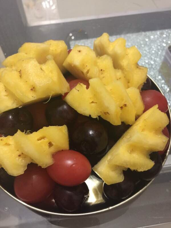 简单水果拼盘~水果的别样风情图片
