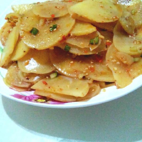 绝味土豆片