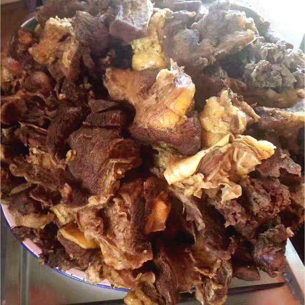 吃货的天堂呀的塔城风干肉做法的学习成果照_豆果美食