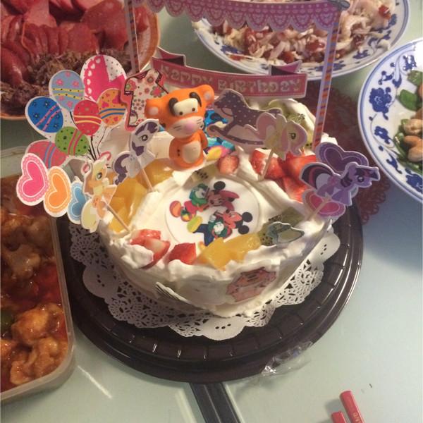 慕斯/谢谢大家的㊗️福!蛋糕