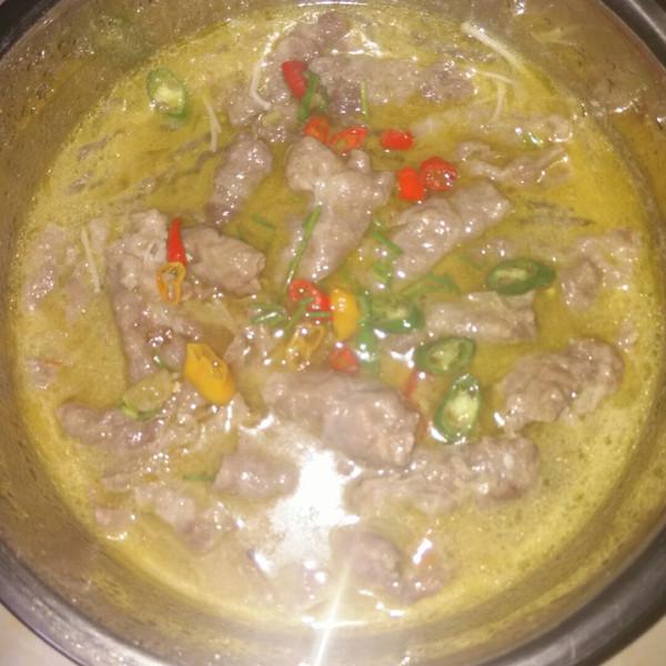 小粟子jx的酸汤冬菇丨酸酸辣辣超开胃【微体兔鸡翅做法焖肥牛的丸子图片