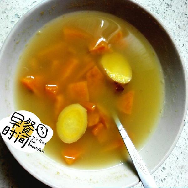 FALINbozv的红薯生姜汤面膜的v红薯绿豆照_豆做法坊蚕丝成果玉容图片
