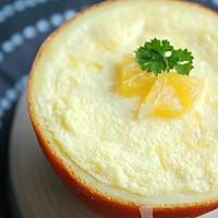 美丽厨娘-鲜橙蒸蛋