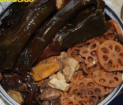 山东名菜——酥锅的做法