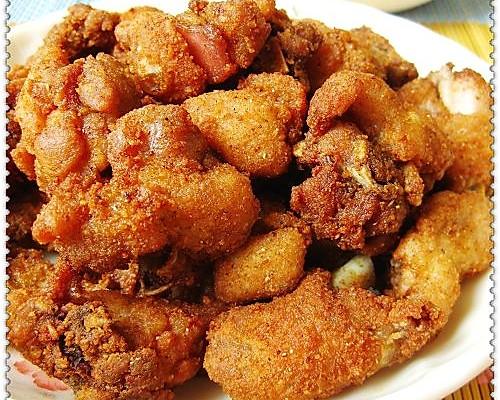 脆皮炸鸡块的做法 脆皮炸鸡块怎么做如何做好吃 脆皮炸鸡块家常做法