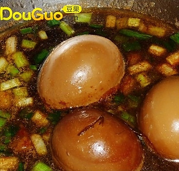 卤水蛋的做法