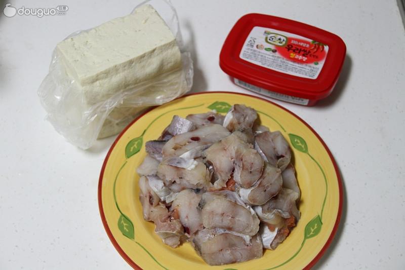 韩式鳕鱼炖豆腐图片
